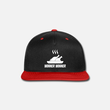 Deatchmatch Winner Winner Dinner - Snapback Cap