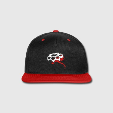 Gang-bang BLOOD BRASS  - Snap-back Baseball Cap