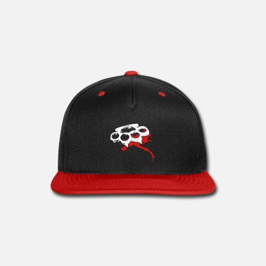 Brass Knuckles BLOOD BRASS  - Snap-back Baseball Cap