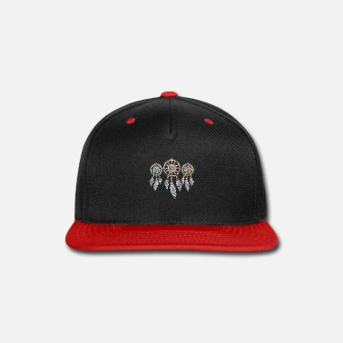 American Indian Indian Dream catcher - Snap-back Baseball Cap