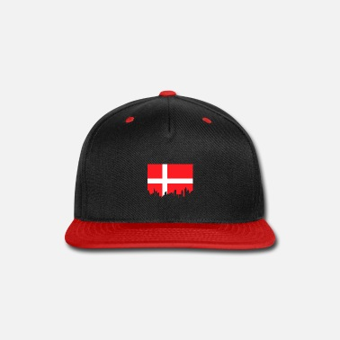 Mother Earth Copenhagen Denmark home gift - Snap-back Baseball Cap