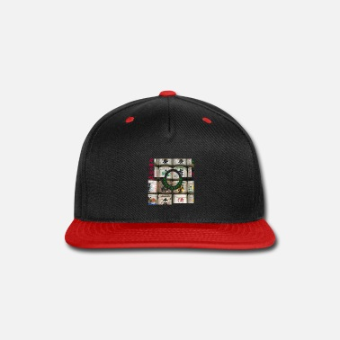 Asian Asia - Snap-back Baseball Cap