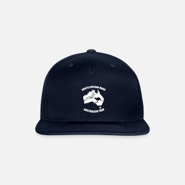 South Africa South Africa made Australian Paid - Snapback Cap