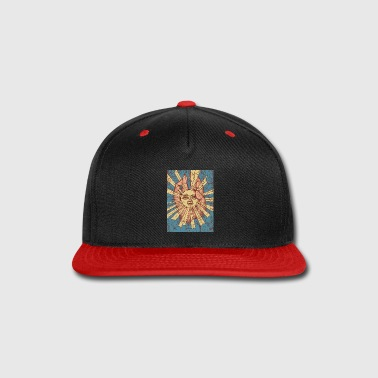 Sun sun - Snap-back Baseball Cap