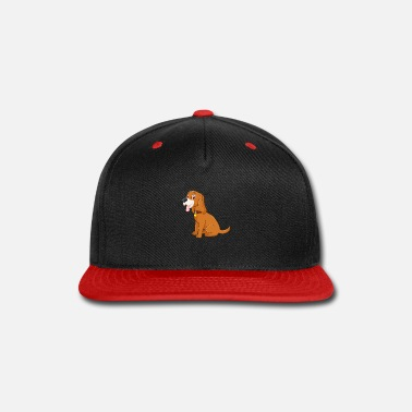 Funny Dog dogs funny - Snapback Cap