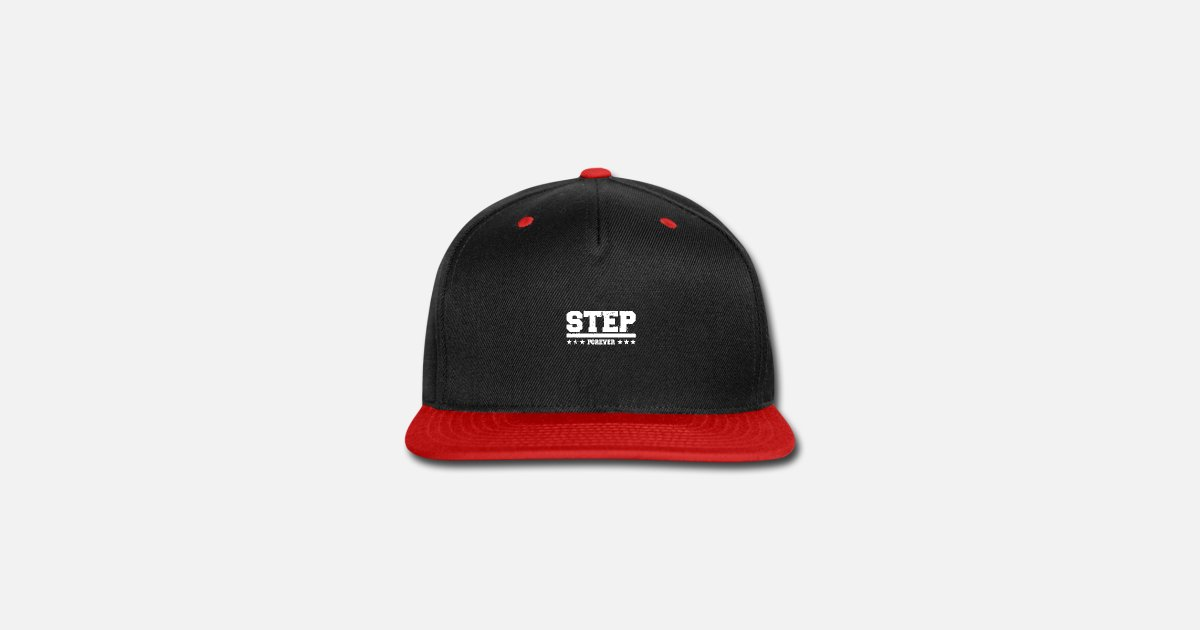 Step star forever Snapback Cap | Spreadshirt