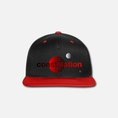 Constellation constelation by po - Snapback Cap