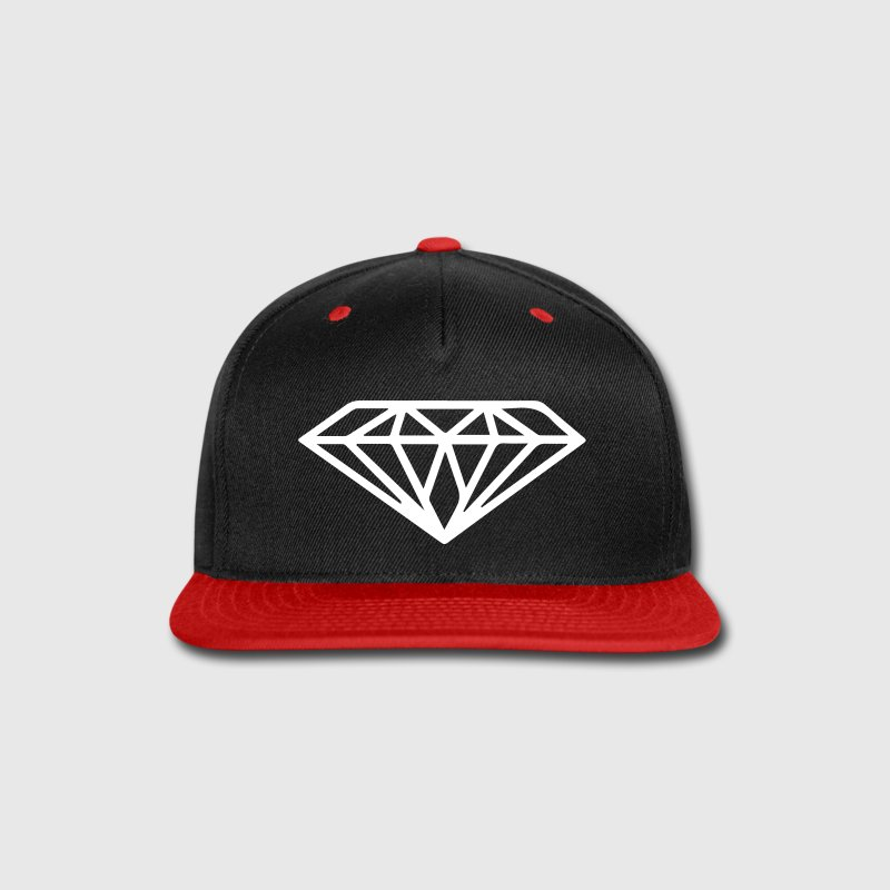 Diamond supply co. - Snap-back Baseball Cap