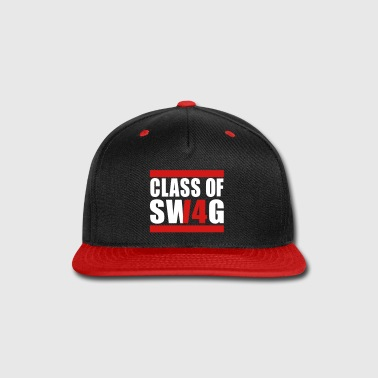 Swag class of sw4g - Snap-back Baseball Cap