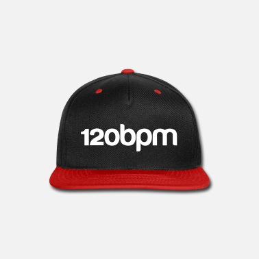 House 120bpm  - Snap-back Baseball Cap