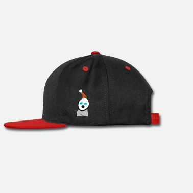 The mr ghost baby - Snap-back Baseball Cap