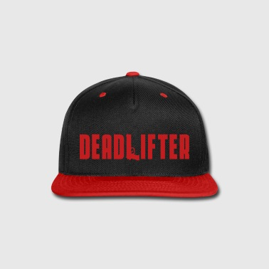 DEADLIFTERHAT - Snap-back Baseball Cap