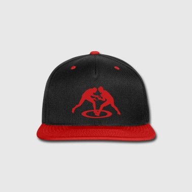 Wrestling, freestyle wrestling - Snap-back Baseball Cap
