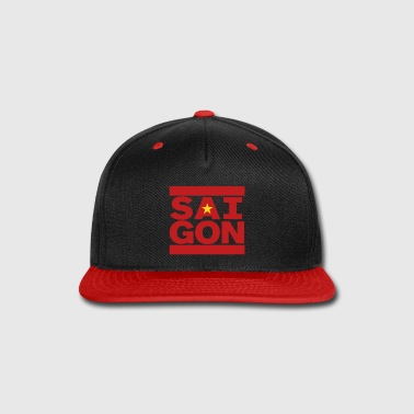 SAIGON - Snap-back Baseball Cap