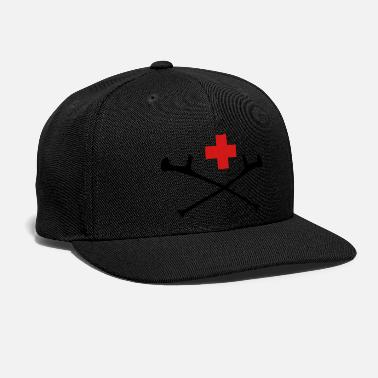 Accident accident - Snapback Cap
