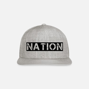 National nation - Snapback Cap