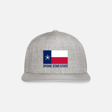 3dr Drone Star State - Long Sleeve - Snapback Cap