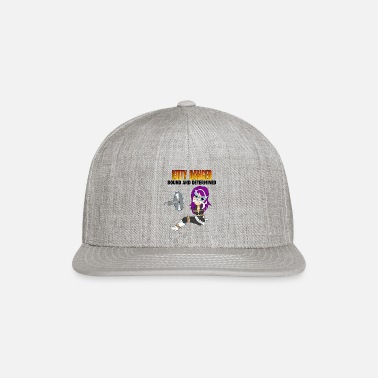 Kitty Danger Bound and Determined - Snapback Cap