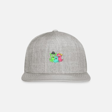 Dumbo Octopus The Small But Adorable Dumbo Octopus Tshirt - Snapback Cap