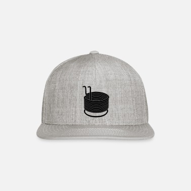 Coil cooling coil - Snapback Cap