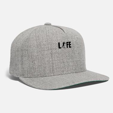 Biathlon Players Biathlon Life | Biathlon Lover Target Shooting - Snapback Cap