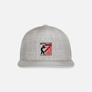 Laboratory Biology and physics - Science - Snapback Cap