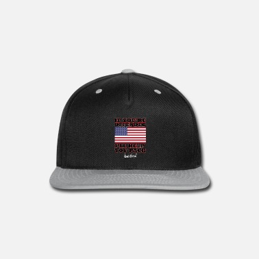 Your IF YOU'RE - Snapback Cap