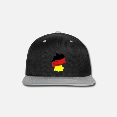 Germany Made in Germany - Snapback Cap