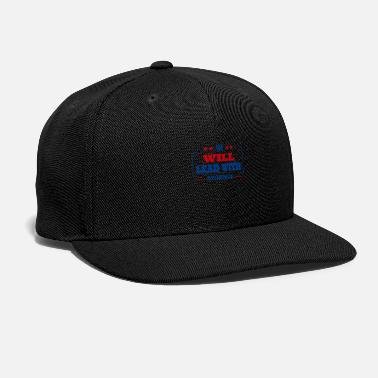 Fuck You Love You science chemistry,We will lead with Science shirt - Snapback Cap