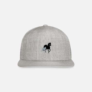 Mare mare with foal - Snapback Cap