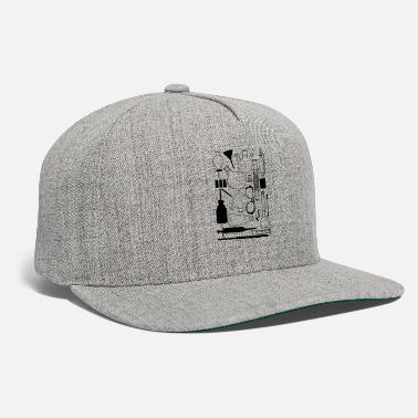 Laboratory laboratory equipment - Snapback Cap