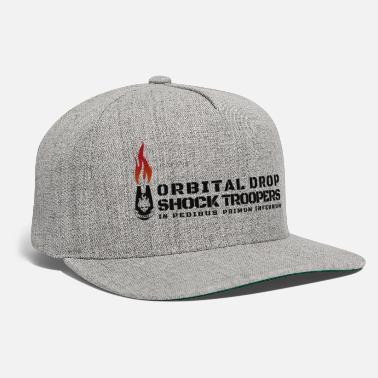 Snapback Baseball Cool Unisex Adjustable Halo Odst Caps