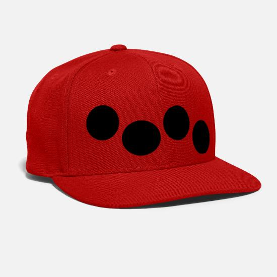 Prank Caps - Sale - Snapback Cap red