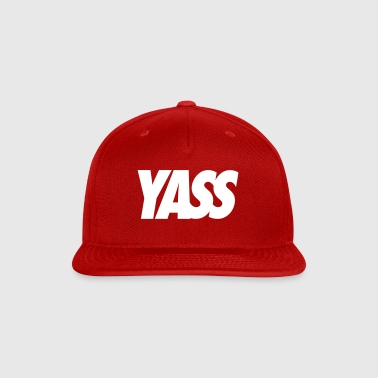 Yass - Snap-back Baseball Cap