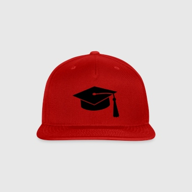 graduation hat v2 - Snap-back Baseball Cap