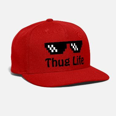 The Simple Life thug life simple - Snapback Cap
