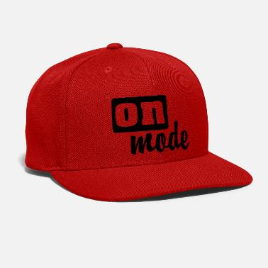 Mode On mode - Snapback Cap