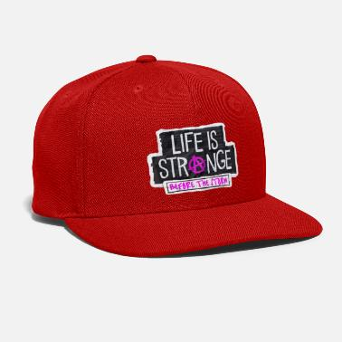 Strange Life is Strange Before The Storm - Snap-back Baseball Cap