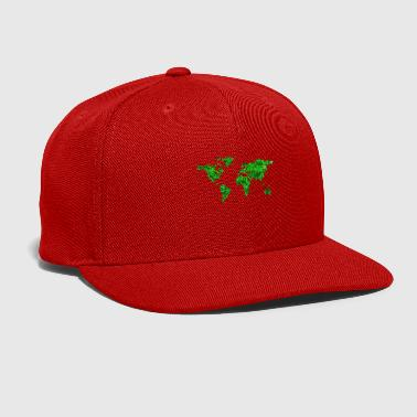 Earth earth - Snap-back Baseball Cap