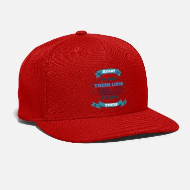 Fire fire fighters - Snap-back Baseball Cap