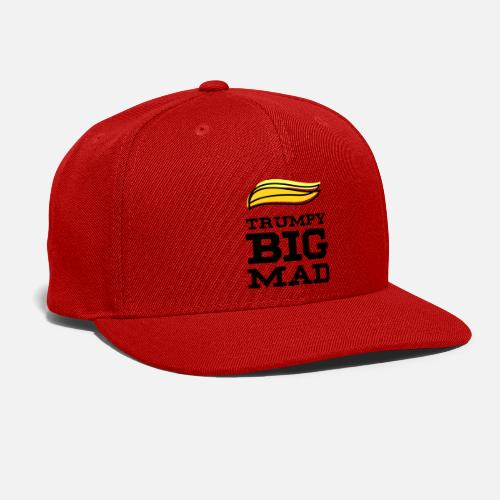 baf5c36cc481c ... President Donald Trump Funny - Snapback Cap red. Do you want to edit  the design