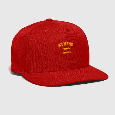 Athens Retro Athens, Georgia 1806 T-shirt - Snap-back Baseball Cap