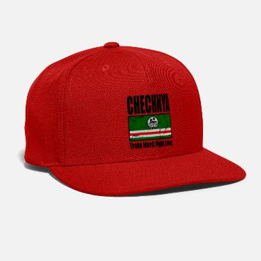 Muslim Chechnya Train Hard Fight Easy. Chechen Fighter - Snapback Cap