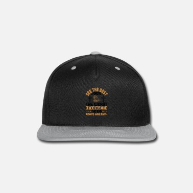 Strong See The Best. Forgive The Worst. - Snapback Cap