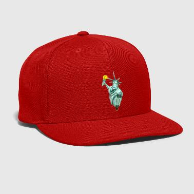 Statue Of Liberty Banana Statue of Liberty - Snap-back Baseball Cap