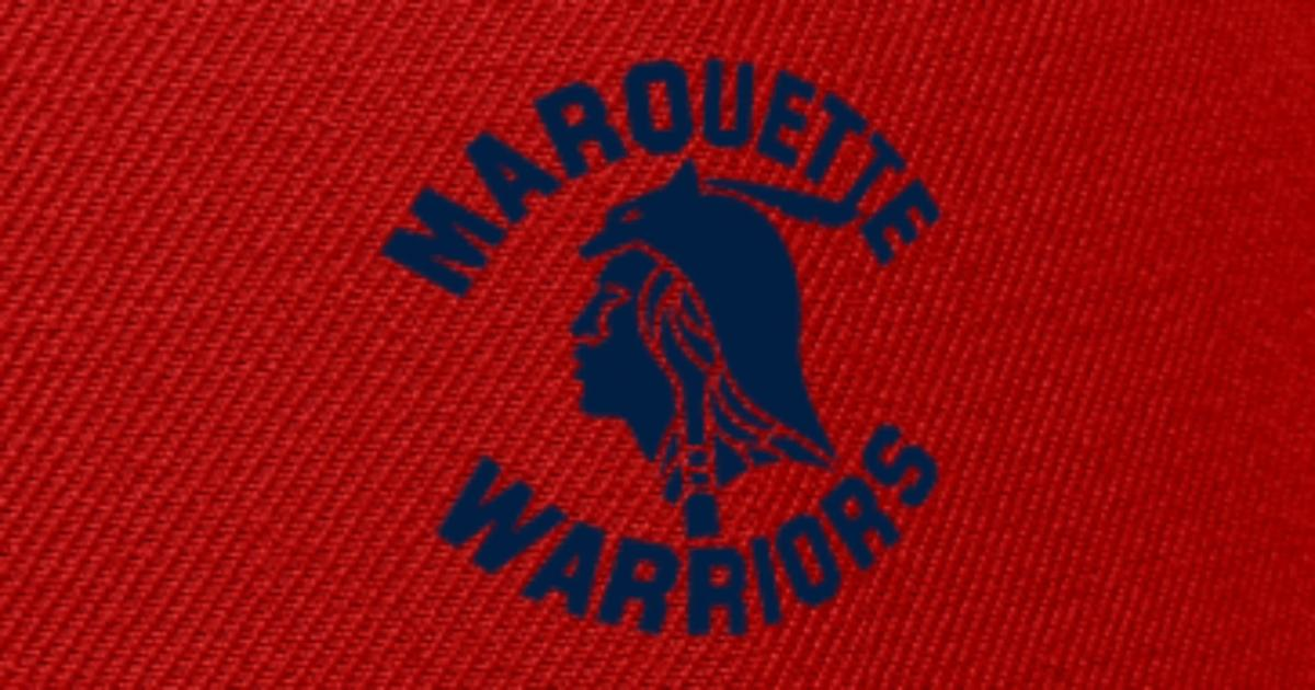 official photos 04aa1 f6dfa Snapback Capmarquette warriors