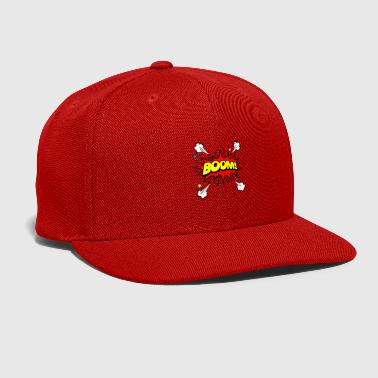 Head Shot Super Boom - Snap-back Baseball Cap