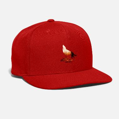 Save Save the wolves - Snap-back Baseball Cap