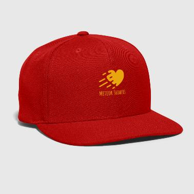 Sayings I Love Meteor Showers - Snap-back Baseball Cap