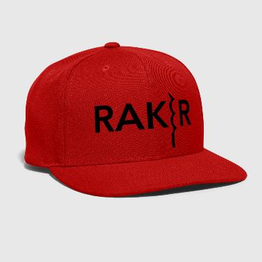 Raker - Snap-back Baseball Cap